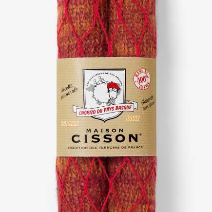 Le Chorizo du Pays basque doux Zoom