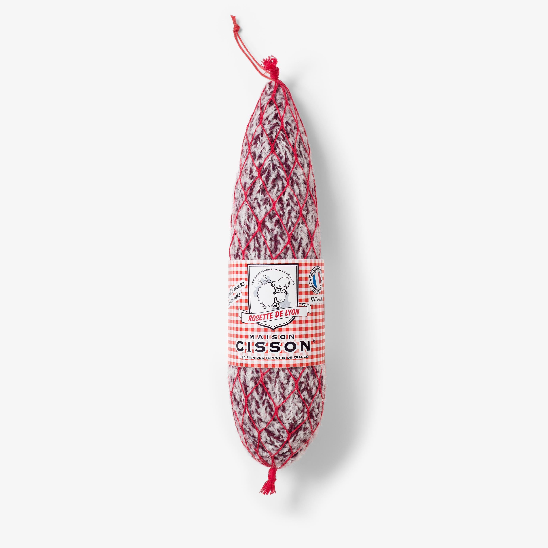 id e cadeau la rosette de lyon en laine les incroyables saucissons de maison cisson. Black Bedroom Furniture Sets. Home Design Ideas