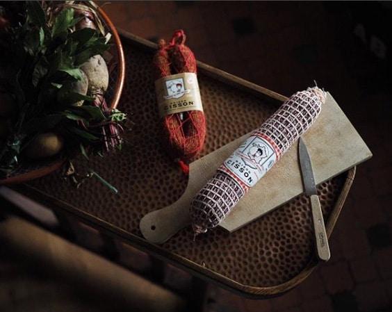 Comment faire un cadeau humoristique saucisson maison cisson - Faire du saucisson maison ...